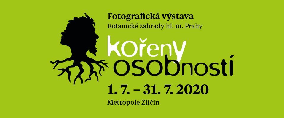 Kořeny osobností – Metropole Zličín hostí výstavu Botanické zahrady hl. m. Prahy