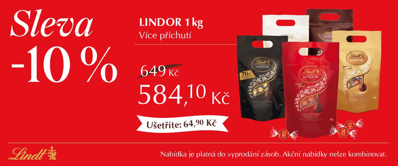Lindor Bag 1kg se slevou 10%