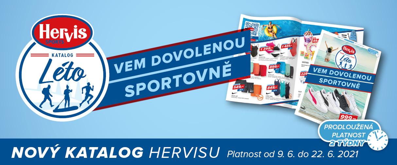 Léto s Hervisem, vem dovolenou sportovně!