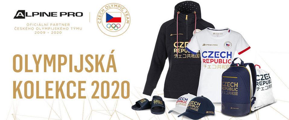 Olympijská kolekce 2020 od ALPINE PRO bude slušet i Vám!