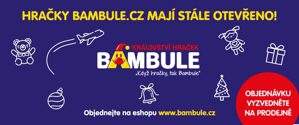 Výdejní okénko BAMBULE