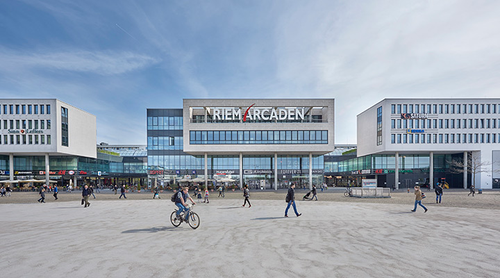 Geschäfte Riem Arcaden München – ideale Schuhe