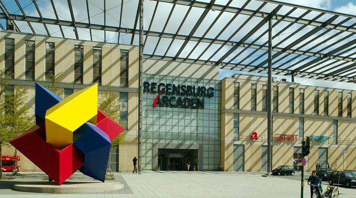 CinemaxX Regensburg Regensburg Arcaden