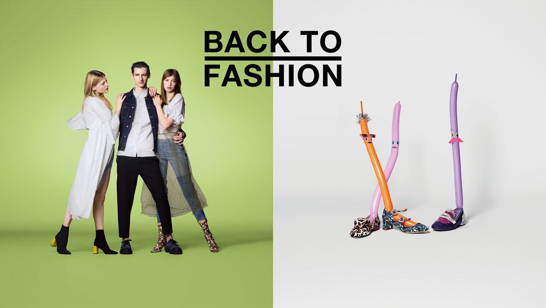 Back To Fashion