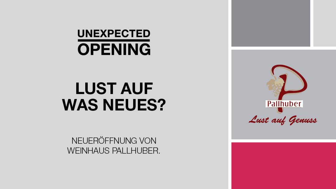 Weinhaus Pallhuber feiert Eröffnung