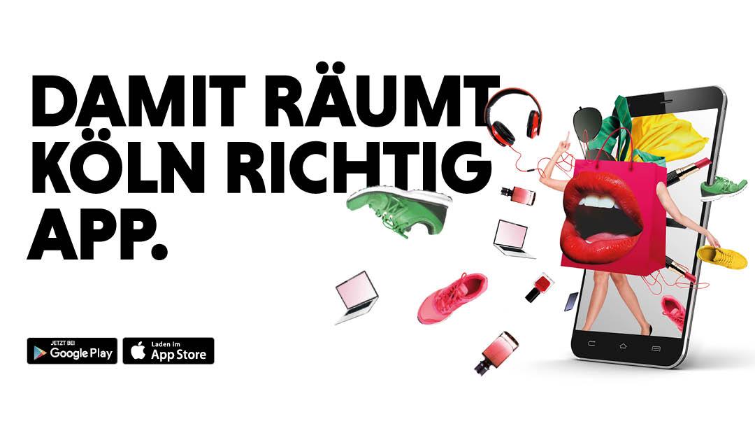 Die Köln Arcaden App