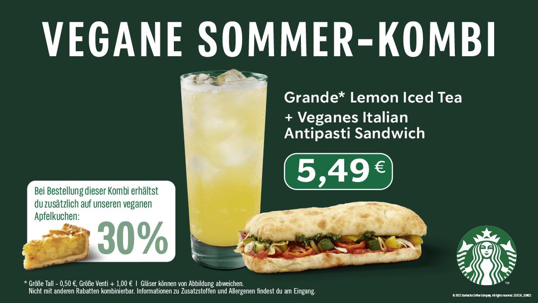 Vegane Sommer-Kombi
