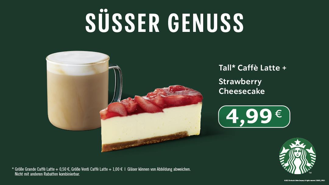 Im Angebot: Strawberry Cheesecake im Bundle