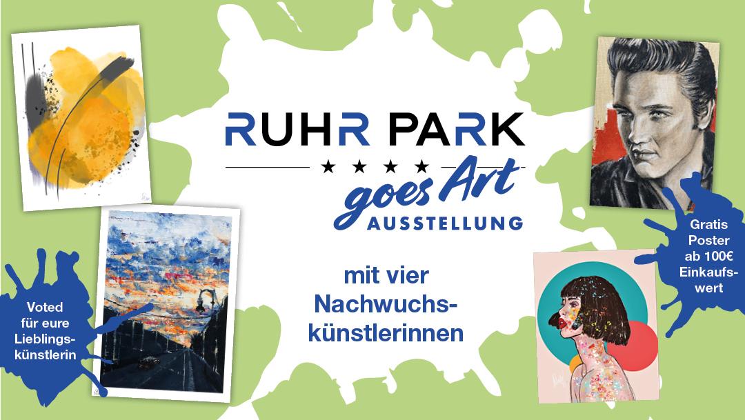 Ruhr Park goes Art - Ausstellung