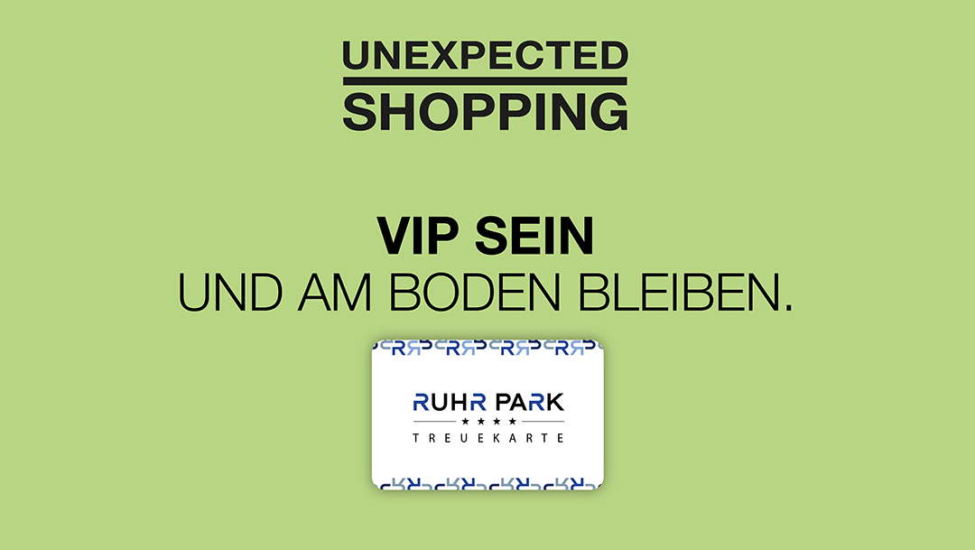Die Ruhr Park-Treuekarte