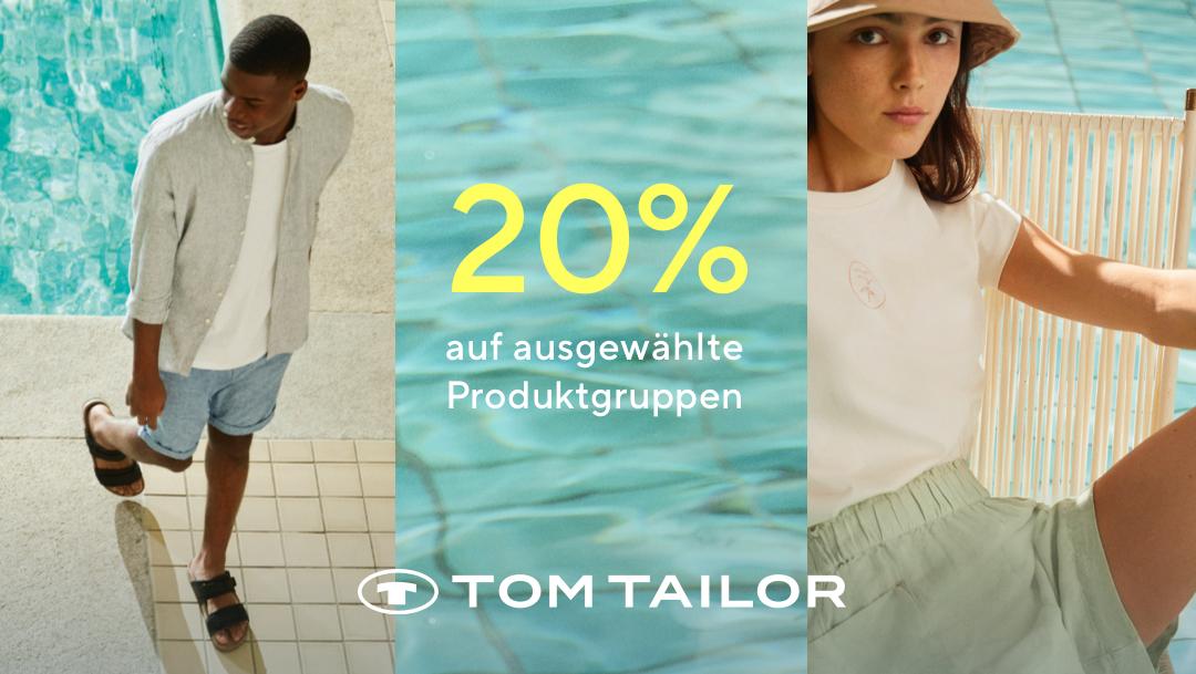 Tom Tailor Spring Promotion