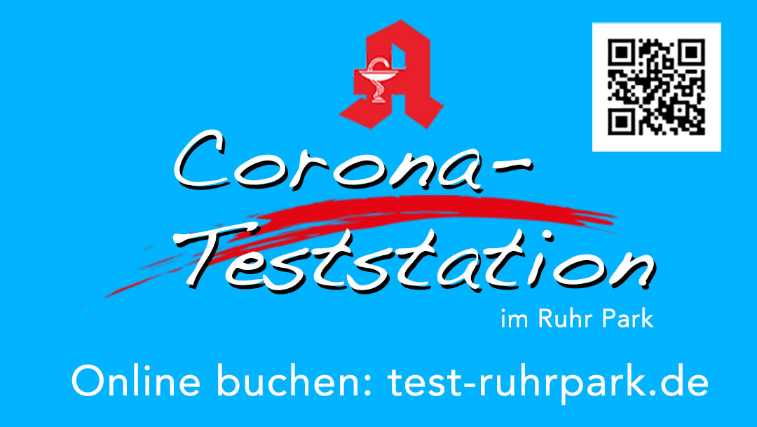 Kostenlose Corona Teststation in der Apotheke