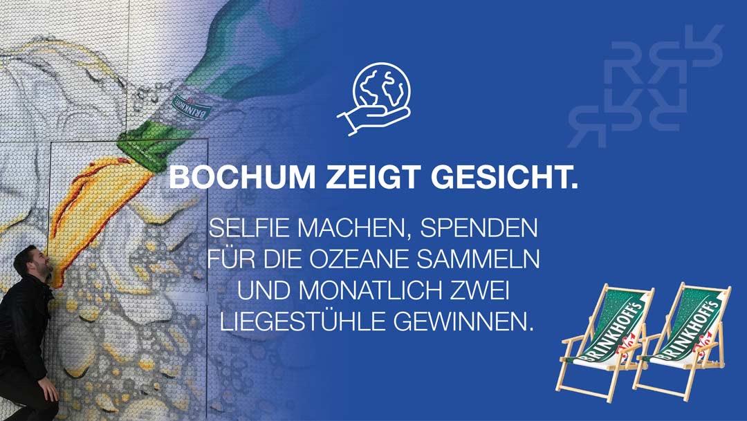 Bochum zeigt Gesicht!