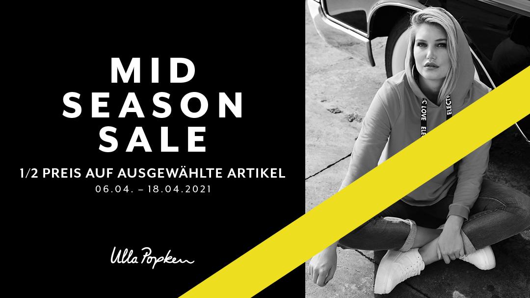 Midseason Sale bei Ulla Popken