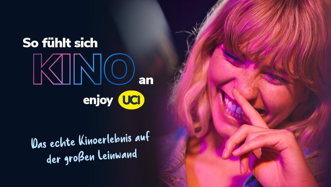 Wiedereröffnung der UCI Kinowelt!
