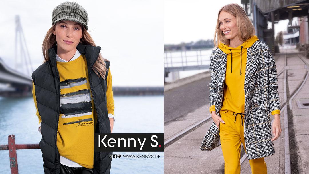 Die Kenny S. Herbstkollektion ist da