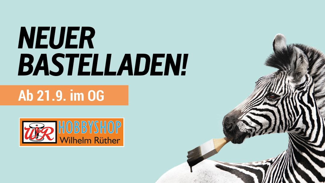 Unser Neuzugang: Hobbyshop Wilhelm Rüther