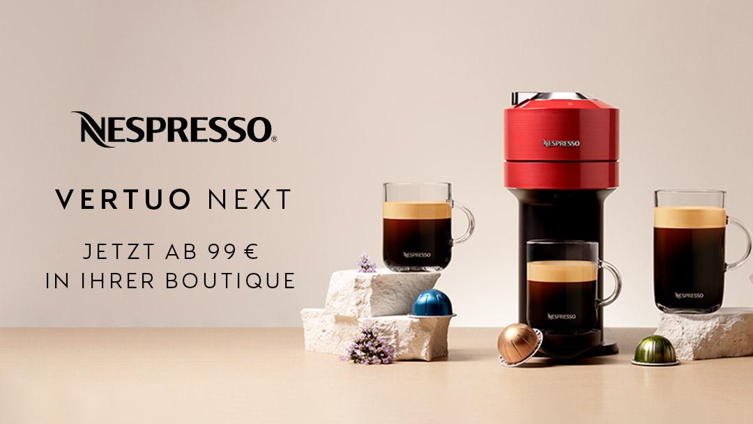 Vertuo Next von Nespresso