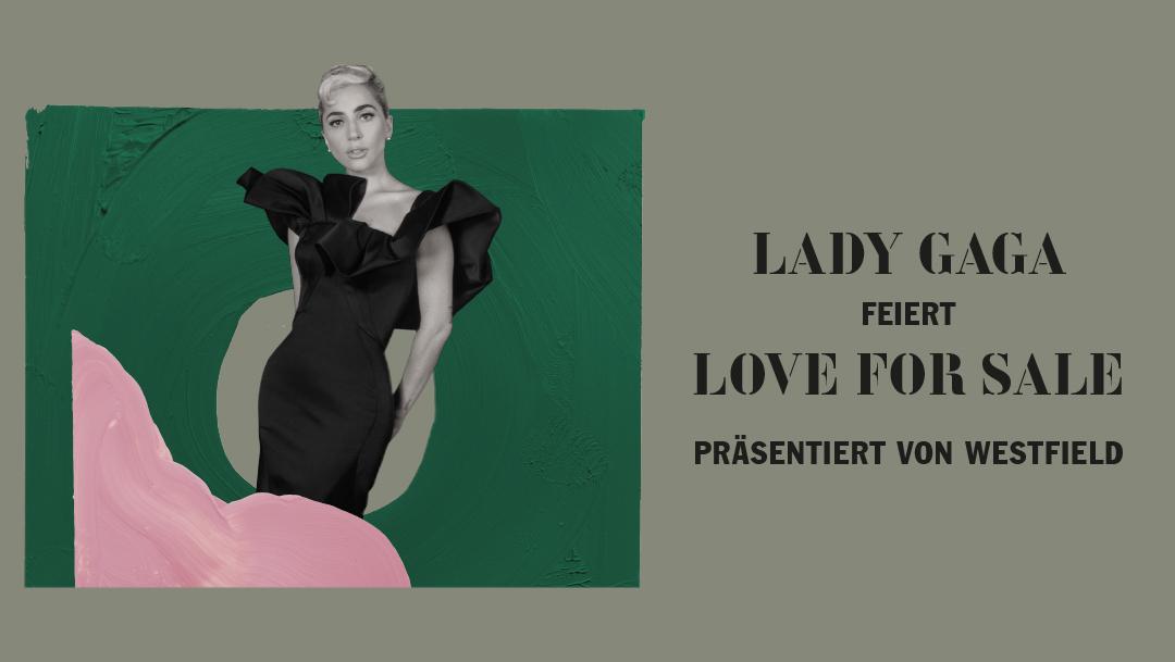 Lady Gagas exklusive & kostenlose Online-Performance