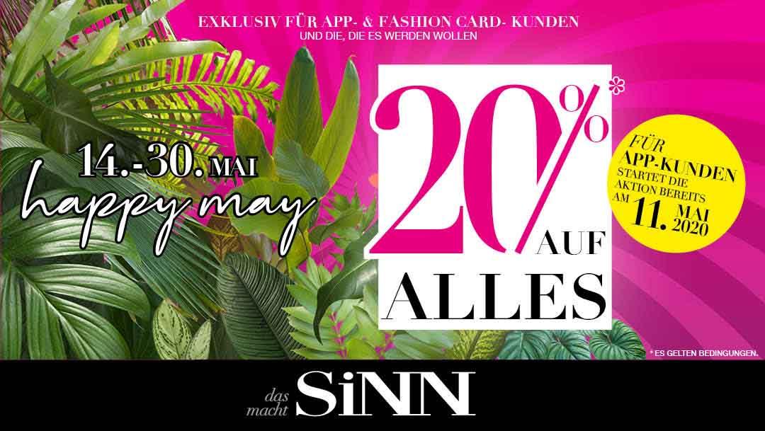 SiNN Happy May