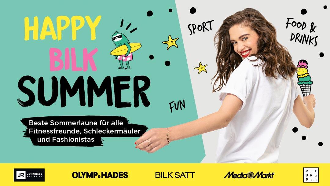 Happy Bilk Summer!