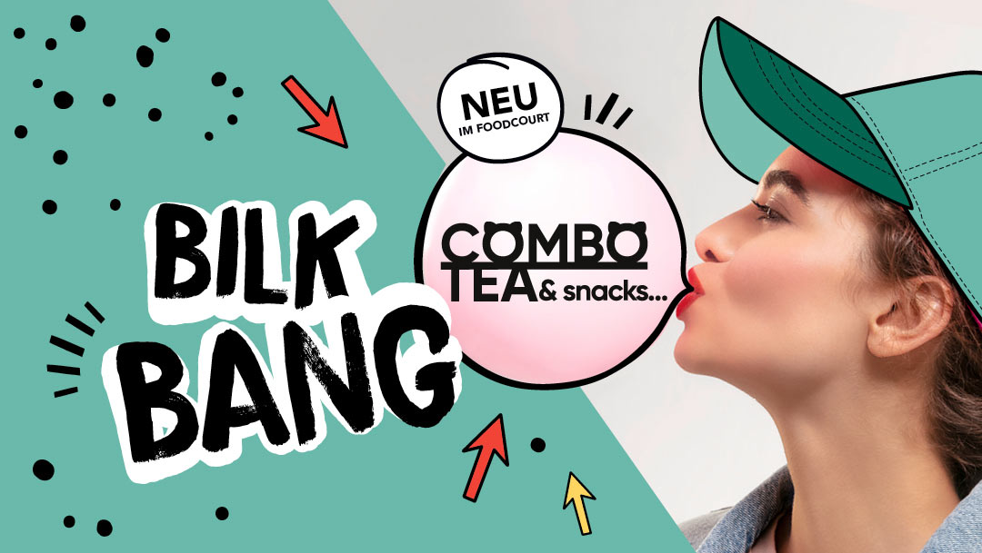 Neueröffnung Combo Tea