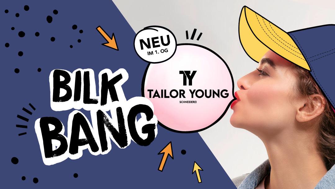 Tailor Young Schneiderei eröffnet in den Düsseldorf Arcaden!