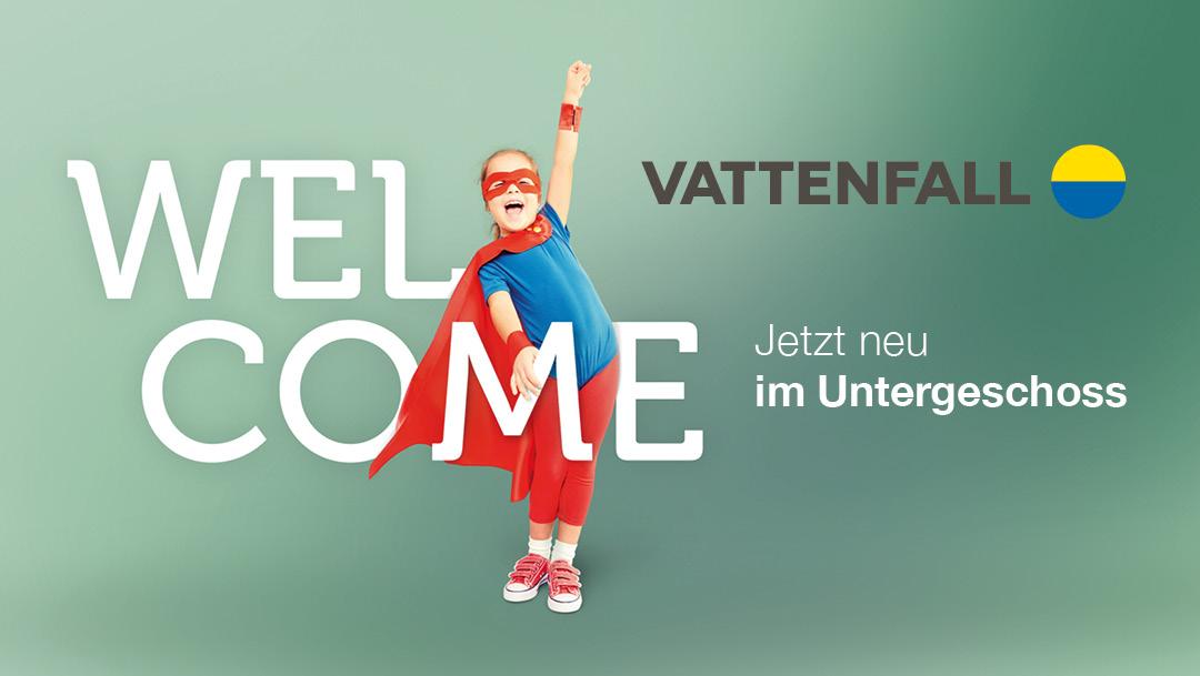 Opening Vattenfall