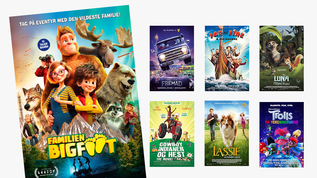 Efterårsfilm for børn