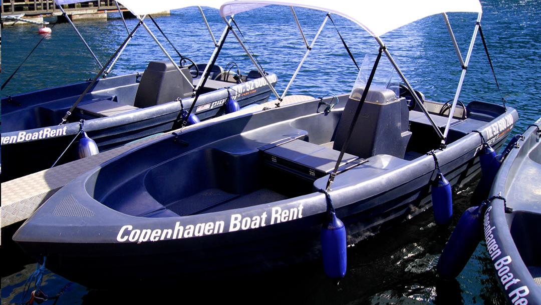 Ta turen til Fisketorvet i båd