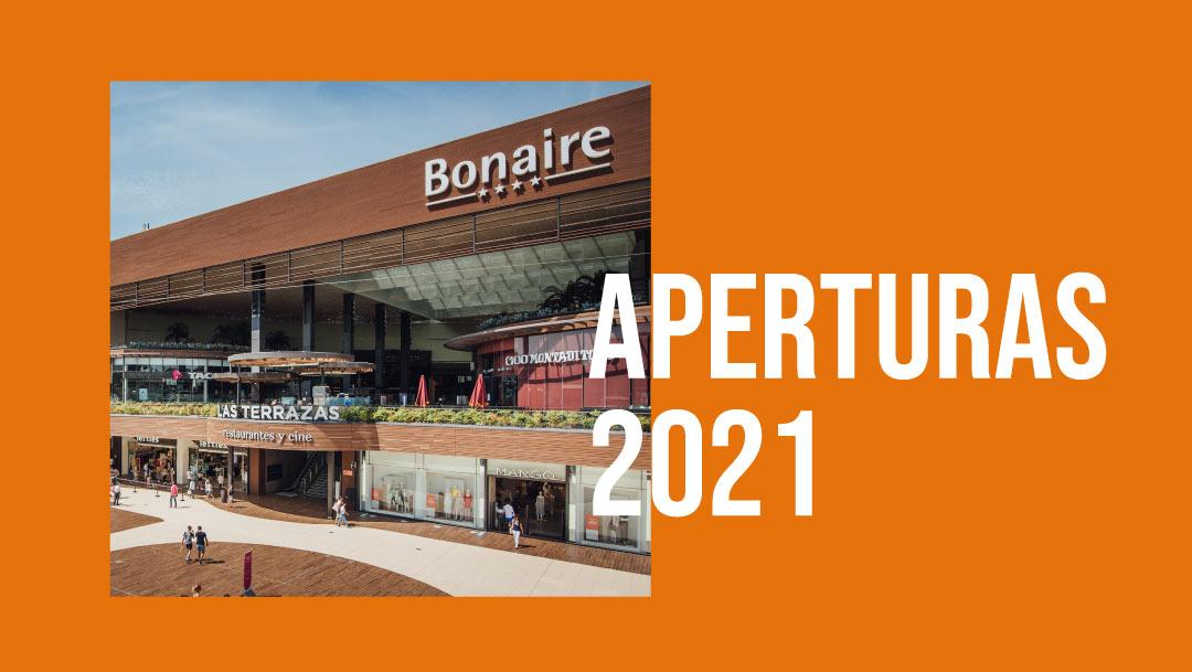 Aperturas 2021