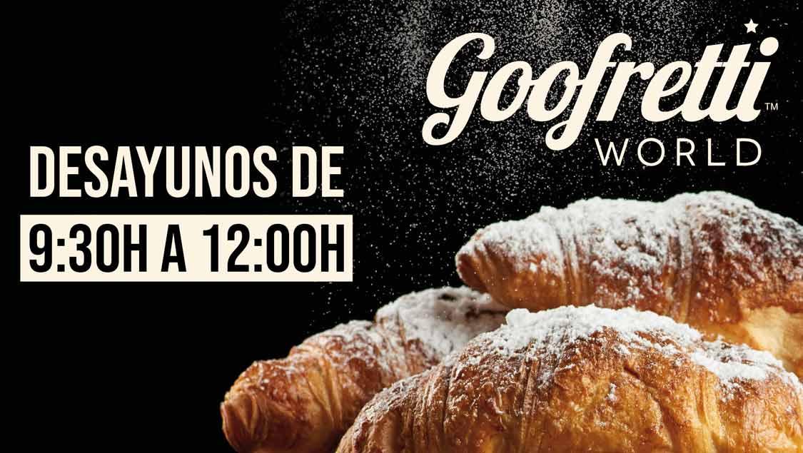 Desayunos Goofretti