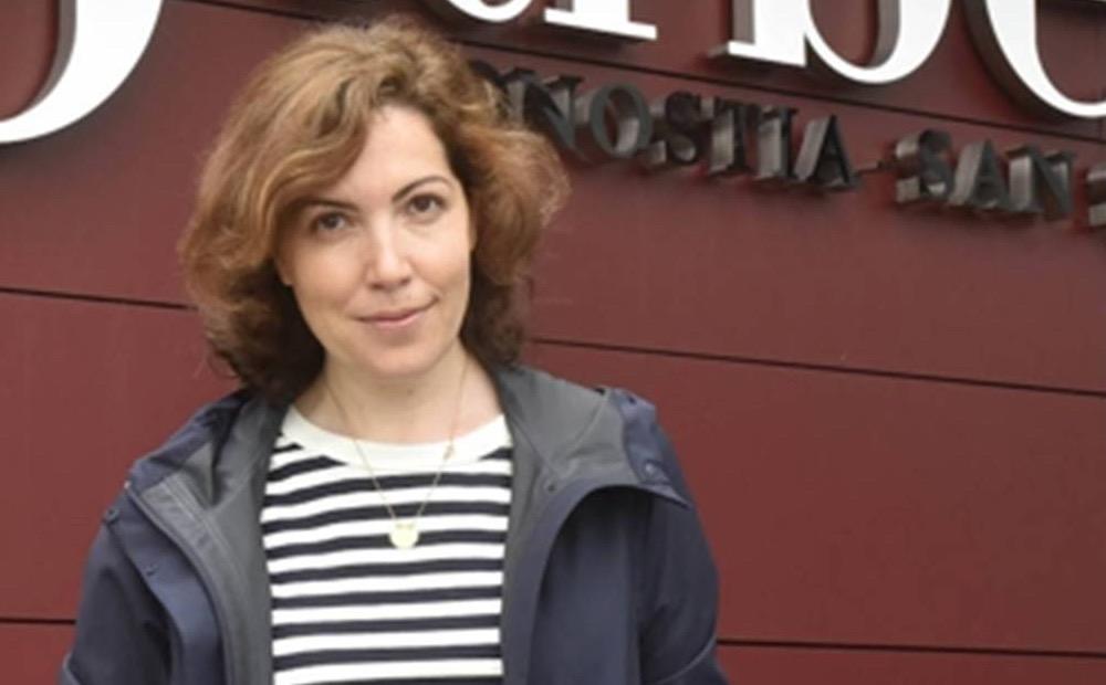 Marilyne Messiano nos cuenta las novedades del futuro garbera en una entrevista al Diario Vasco