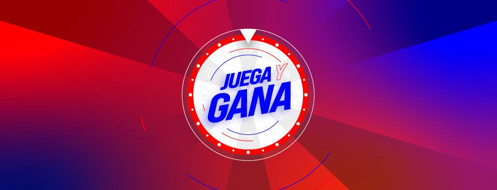 JUEGA Y GANA