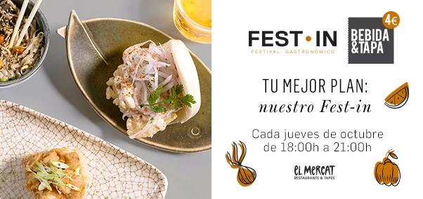 Fest-In en El Mercat