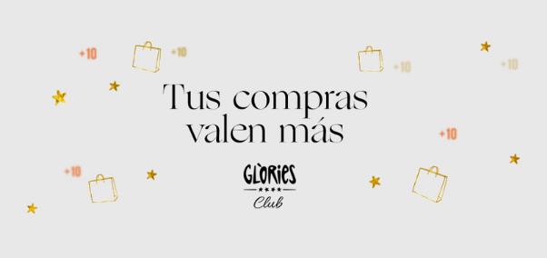 Glòries Club: tus compras valen más