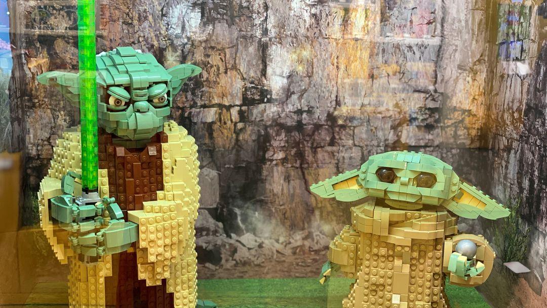 PAY & COLLECT EN LEGO
