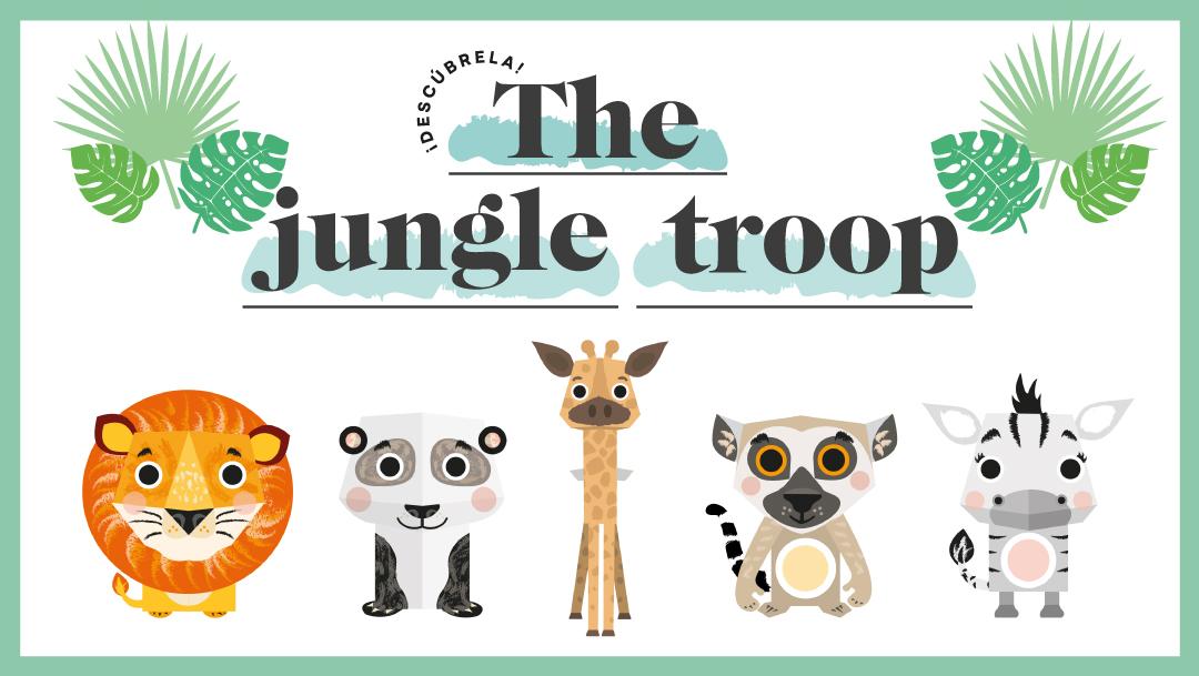 THE JUNGLE TROOP
