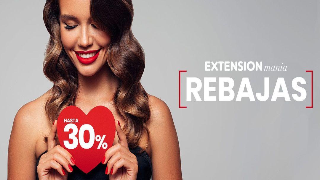 Rebajas hasta el -30% en Extensionmania