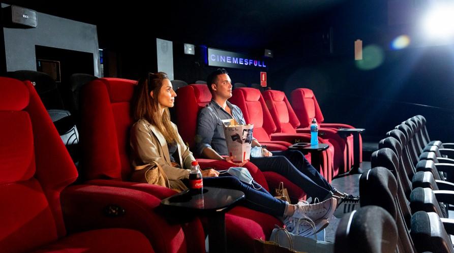 ¡Vuelve a disfrutar del mejor cine!