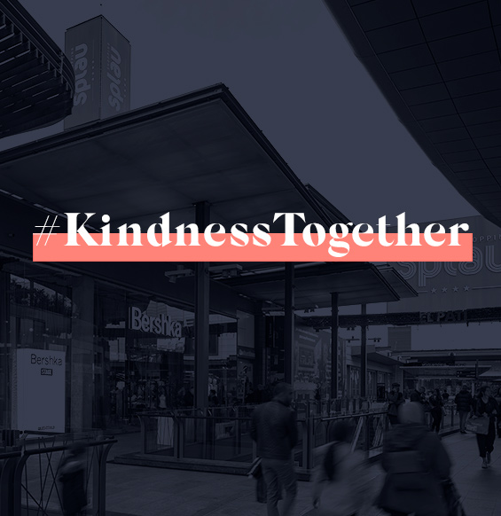 #KINDNESSTOGETHER