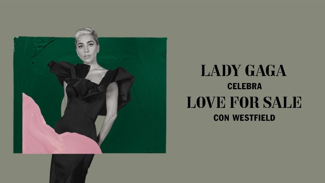 Actuación online exclusiva de Lady Gaga con Westfield