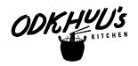 Odkhuu's kitchen