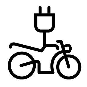 Carga motos eléctricas