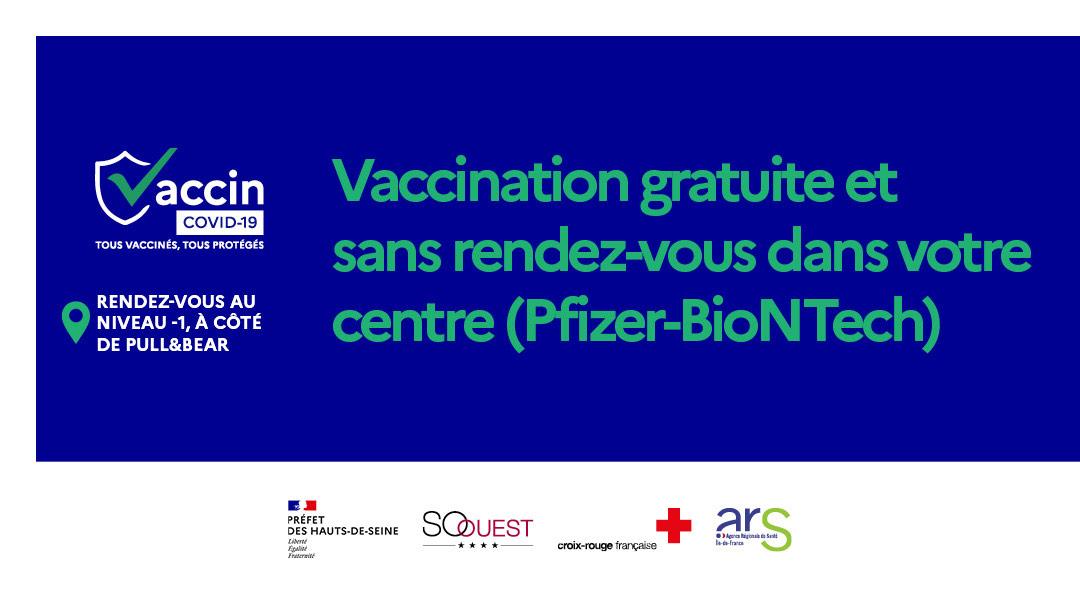 Faites-vous vacciner à So Ouest !