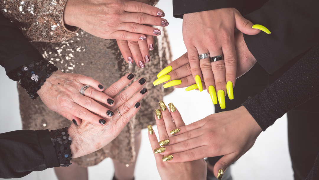 BACK TO SCHOOL WITH LE BAR A ONGLES BY V