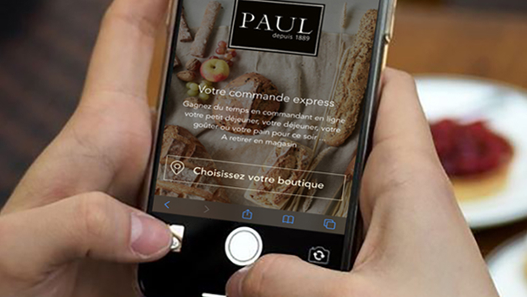 PAUL - SERVICE CLICK&COLLECT