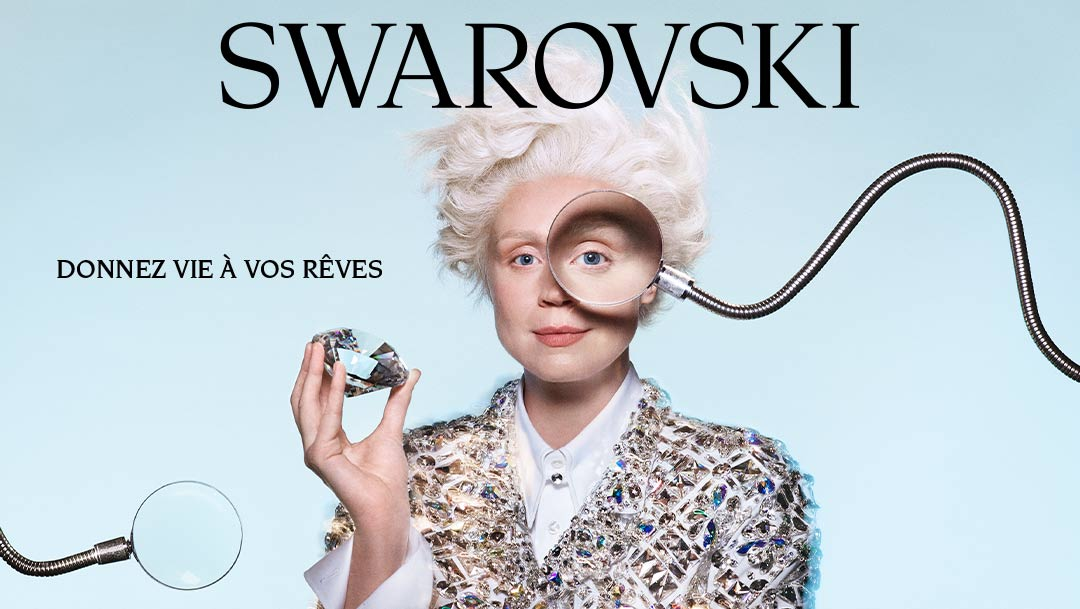 SWAROVSKI DÉVOILE SON CRYSTAL STUDIO