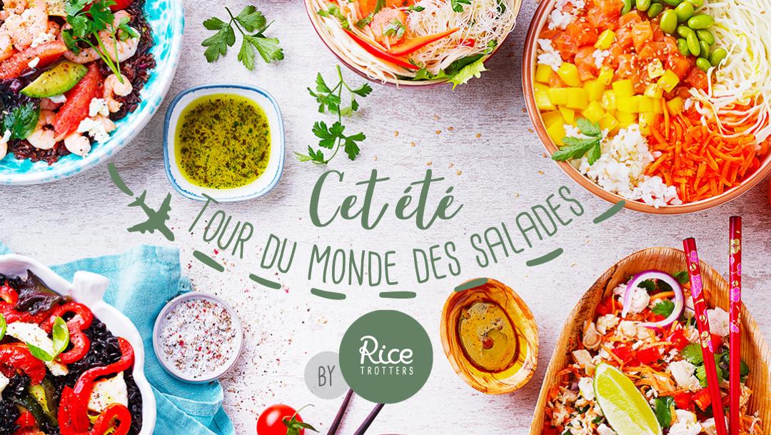 Venez découvrir la nouvelle carte d'été de Rice Trotters