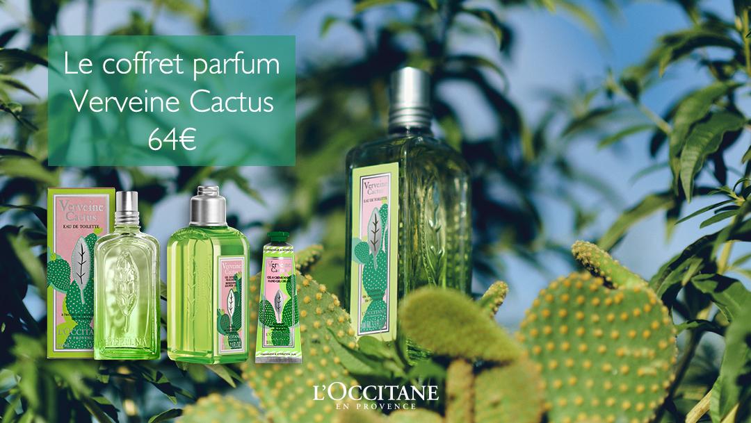 L'OCCITANE - VERVEINE CACTUS